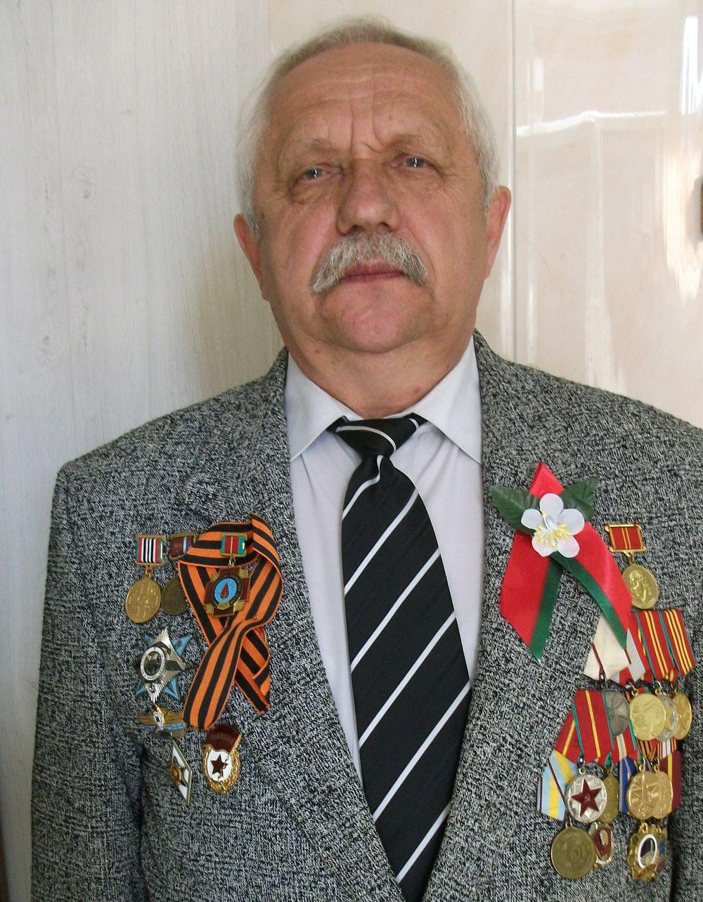 Иннокентий Григорьев Награжден Почетным Знаком Фила